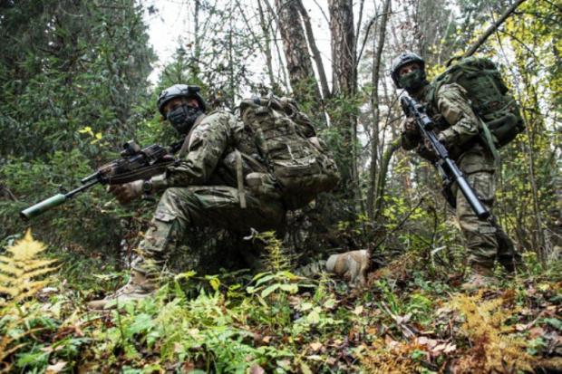 В районе Славяносербска ВСУ проводят рекогносцировку местности