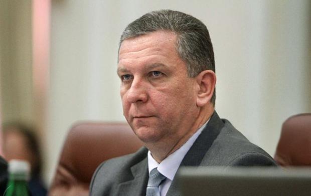 Міністр соціальної політики Андрій Рева