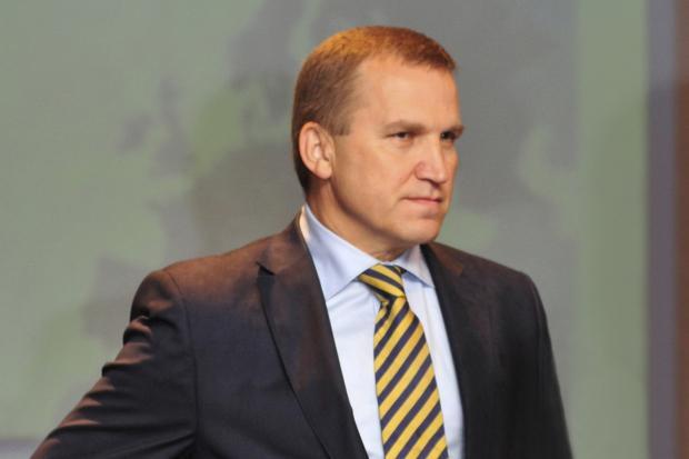 Представник України в робочій підгрупі ТКГ із політичних питань та колишній посол України в США Олександр Моцик