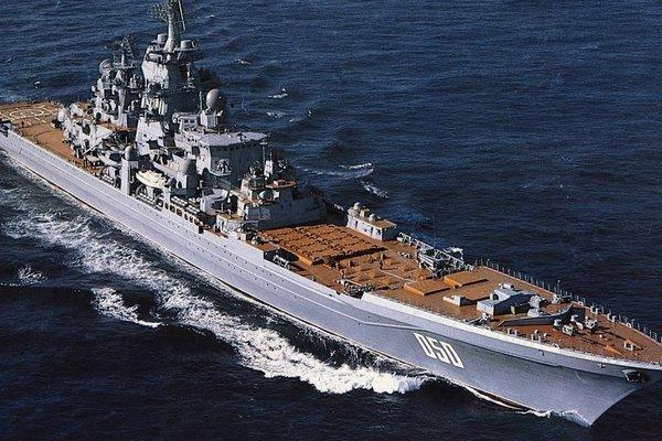 Модернизация «Адмирала Нахимова» сделает его сильнейшим боевым кораблем в мире