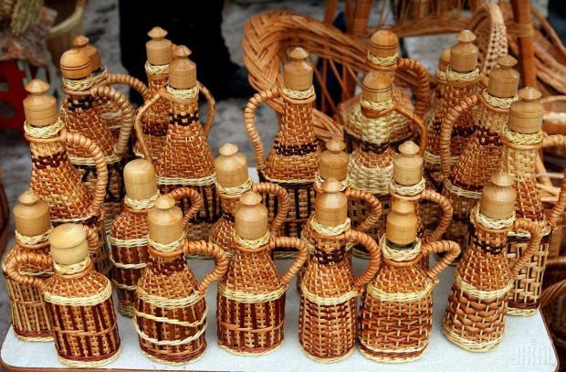 Закарпатське село Іза відоме як столиця лозоплетіння