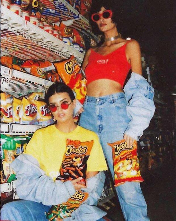 Дівчата в США, 80-ті роки